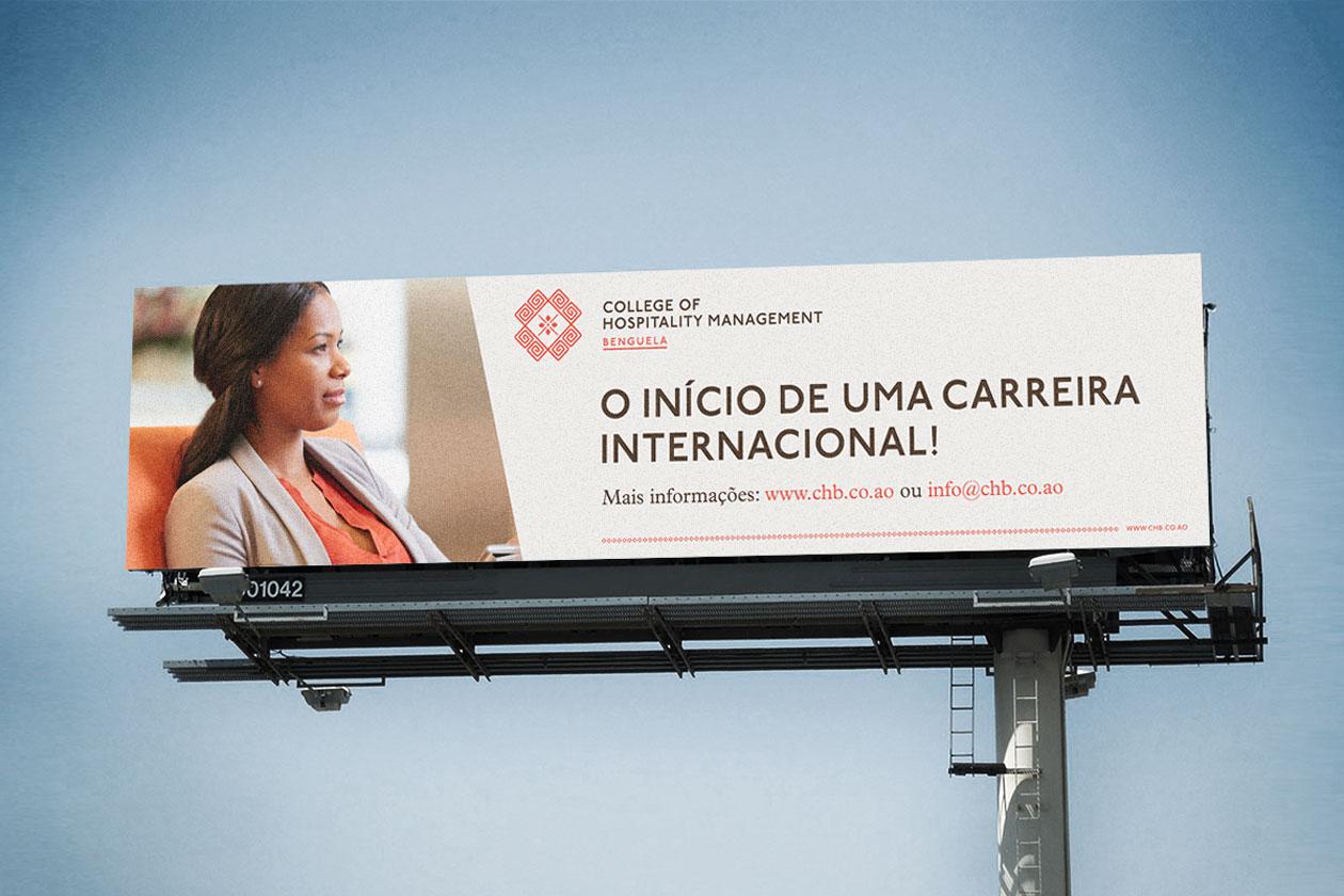 CHB. Billboard.