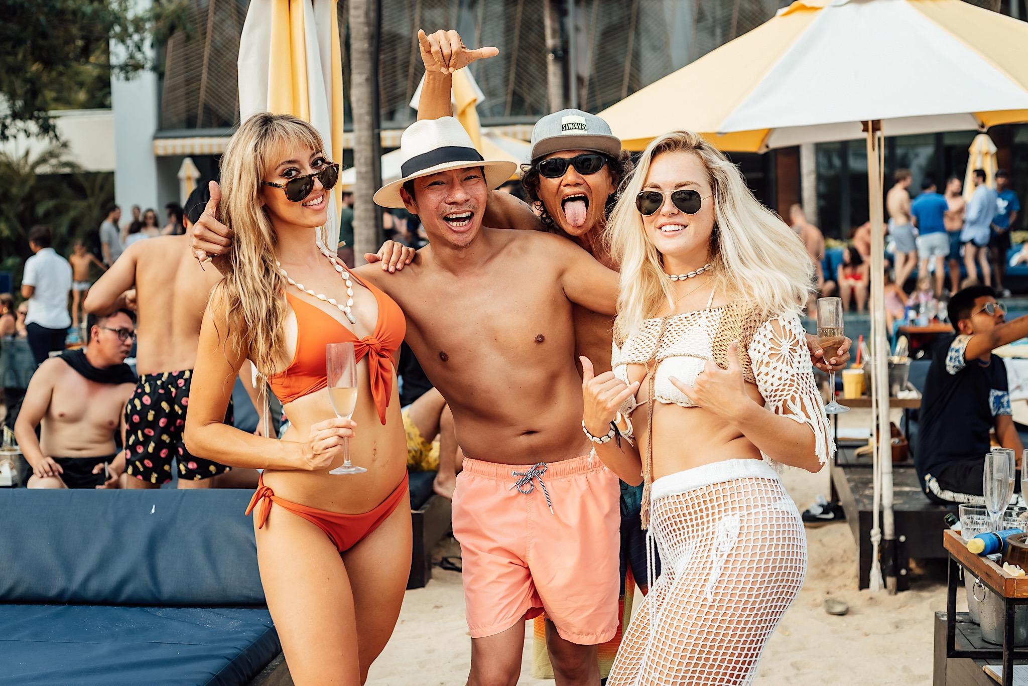 Smack My Beach Up: Aug '19