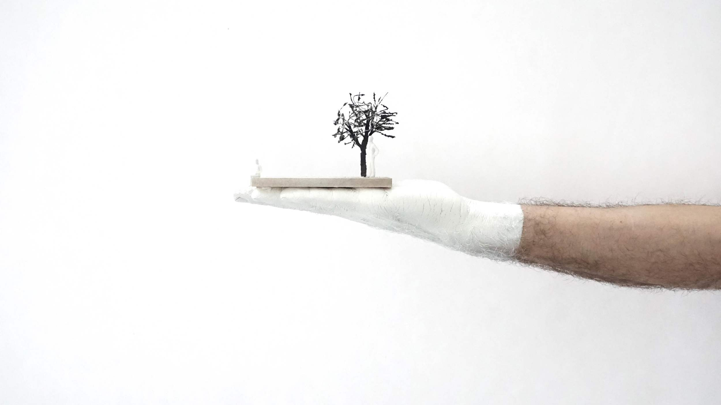 8by12 Poetry by Miniature Objects