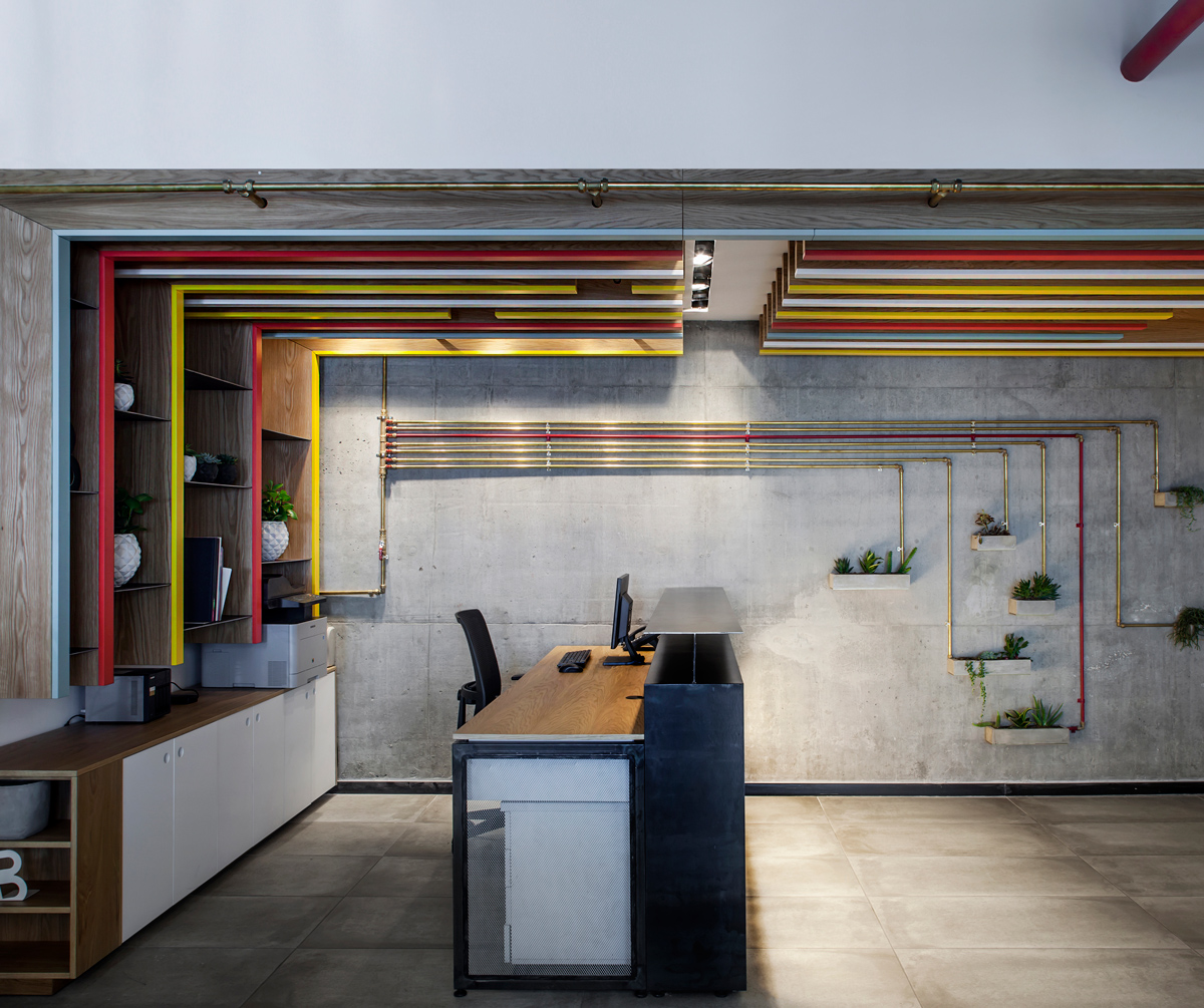 Blanco office  Wall Art & Design