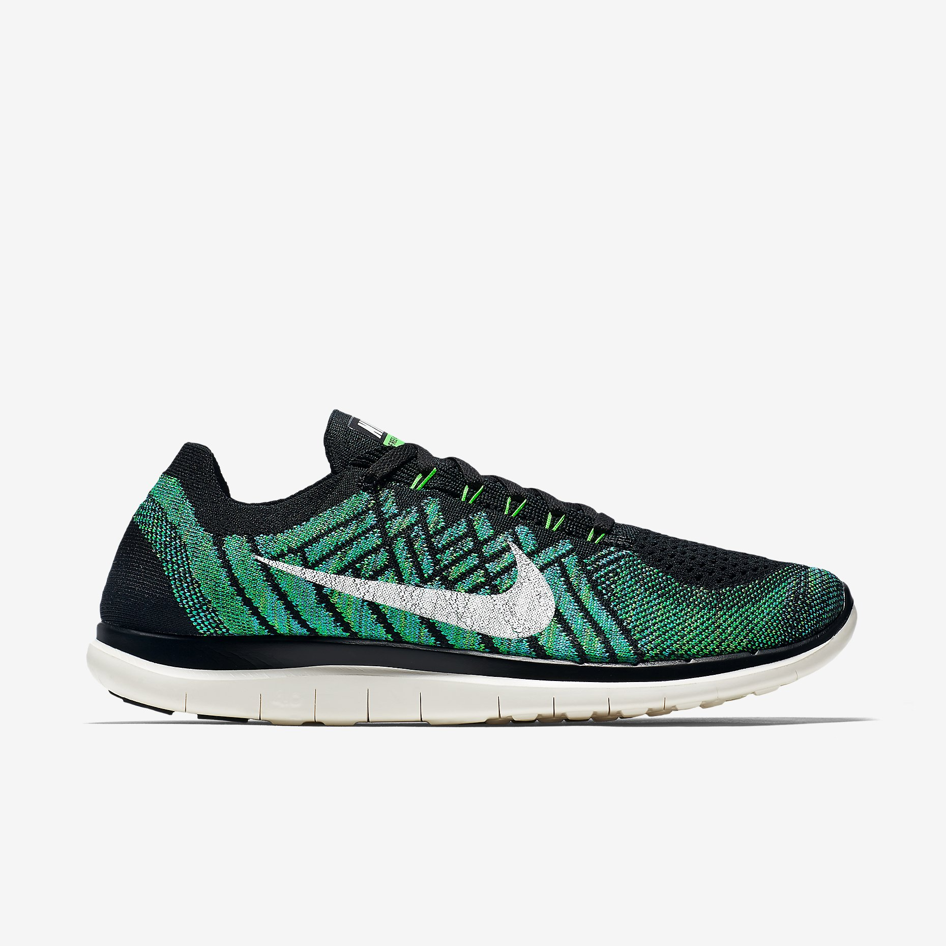 If you have ever been to a gym, you will know the Flyknit line well. Ultimately flexible and breathable, they stay comfortable and odor-free forever, and they come in a big range of funky patterns and colours.