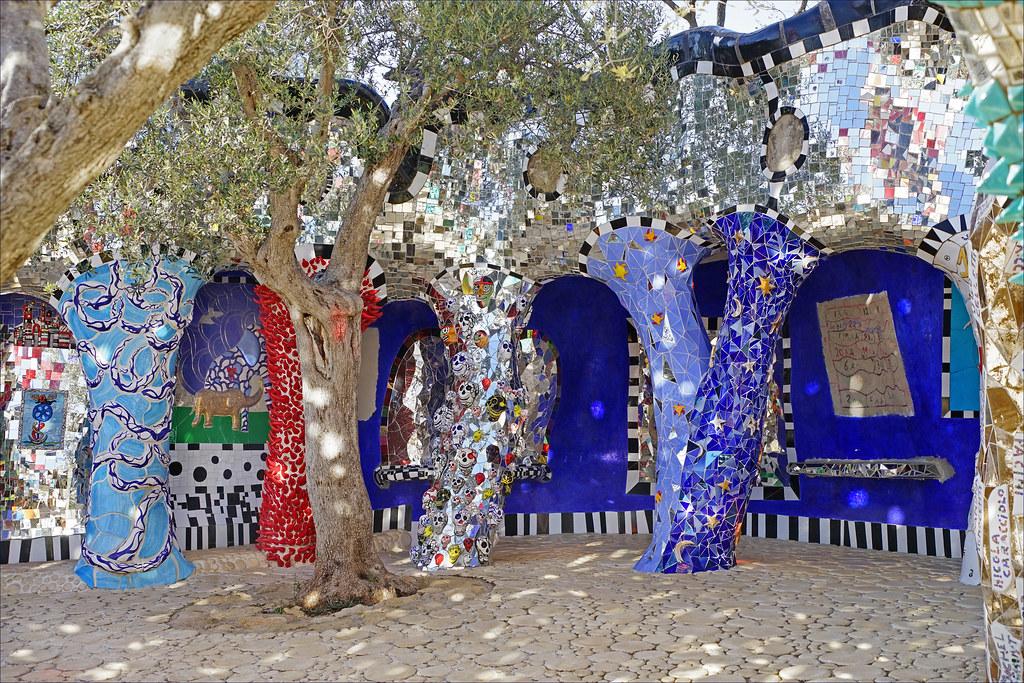 Jardin des Tarot