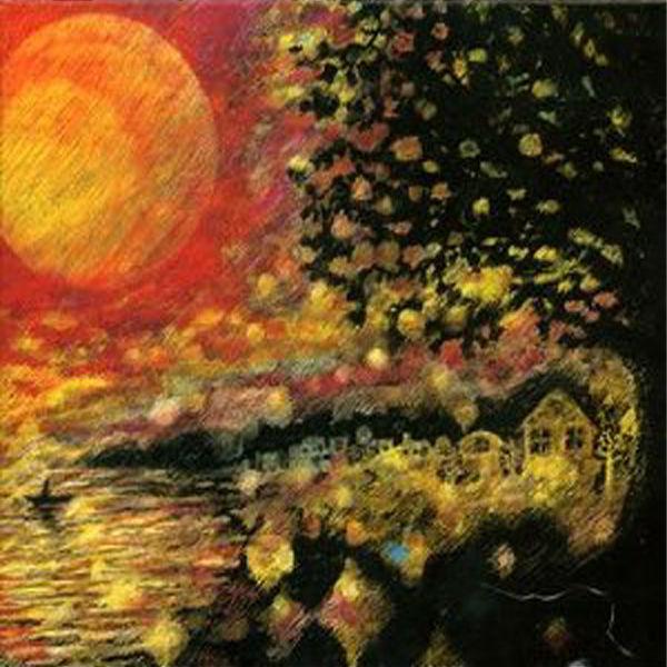 《Magic Hour》專輯封面。©浪漫的工作室