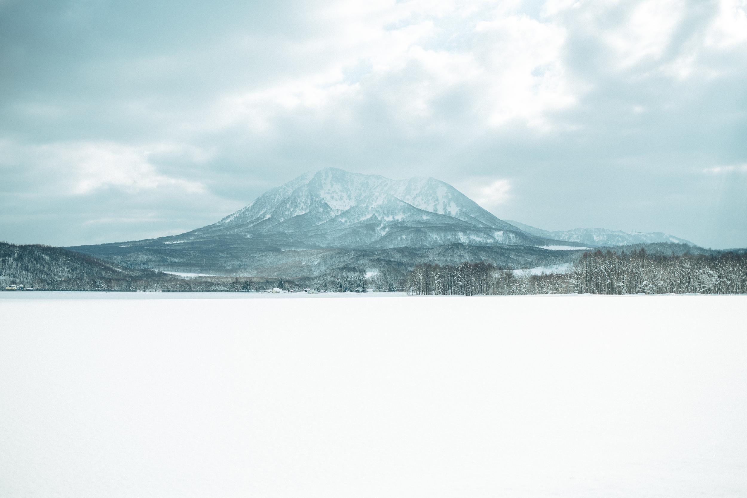 羊蹄山 ⓒ馮意欣