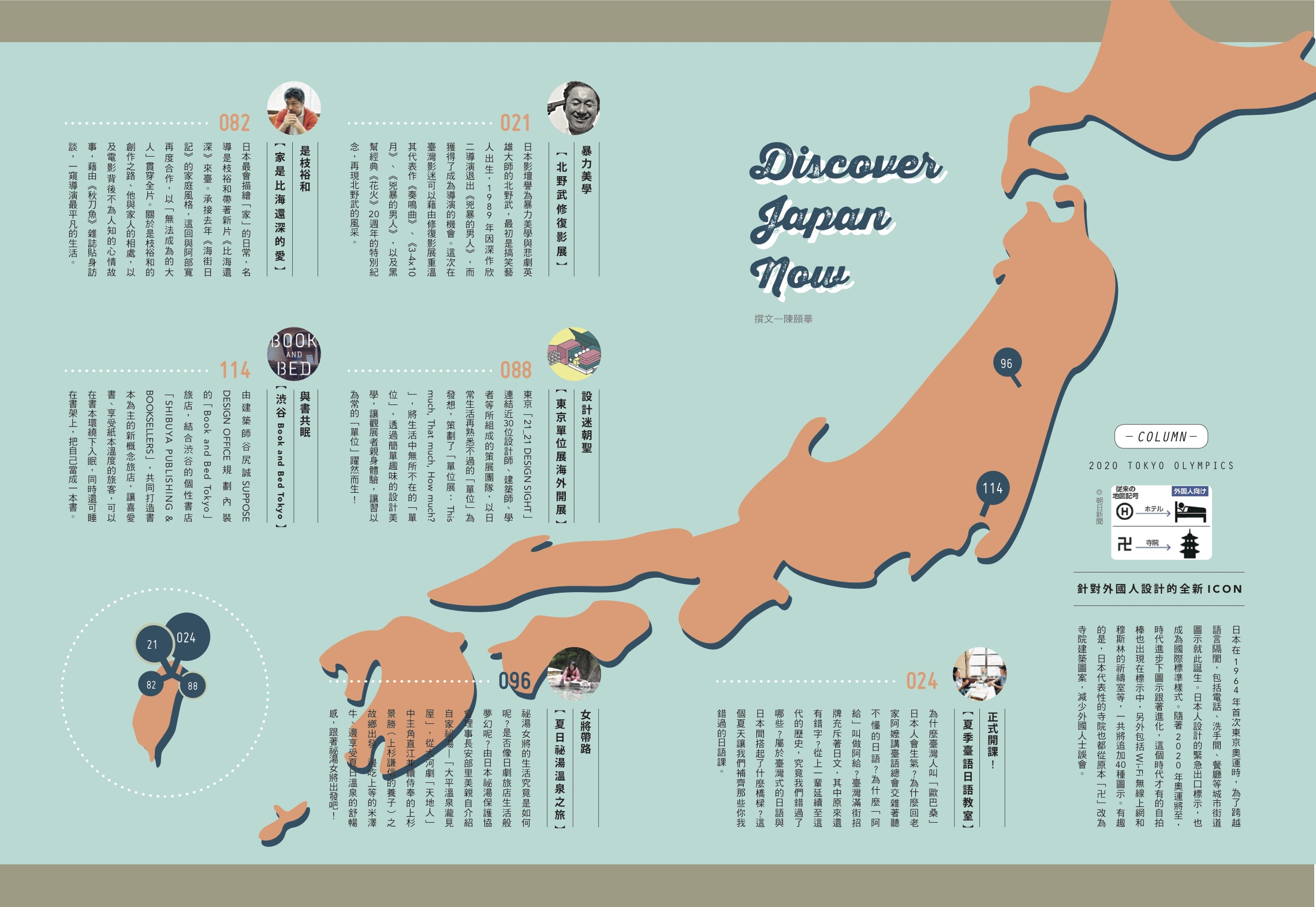 秋刀魚第10期-地圖