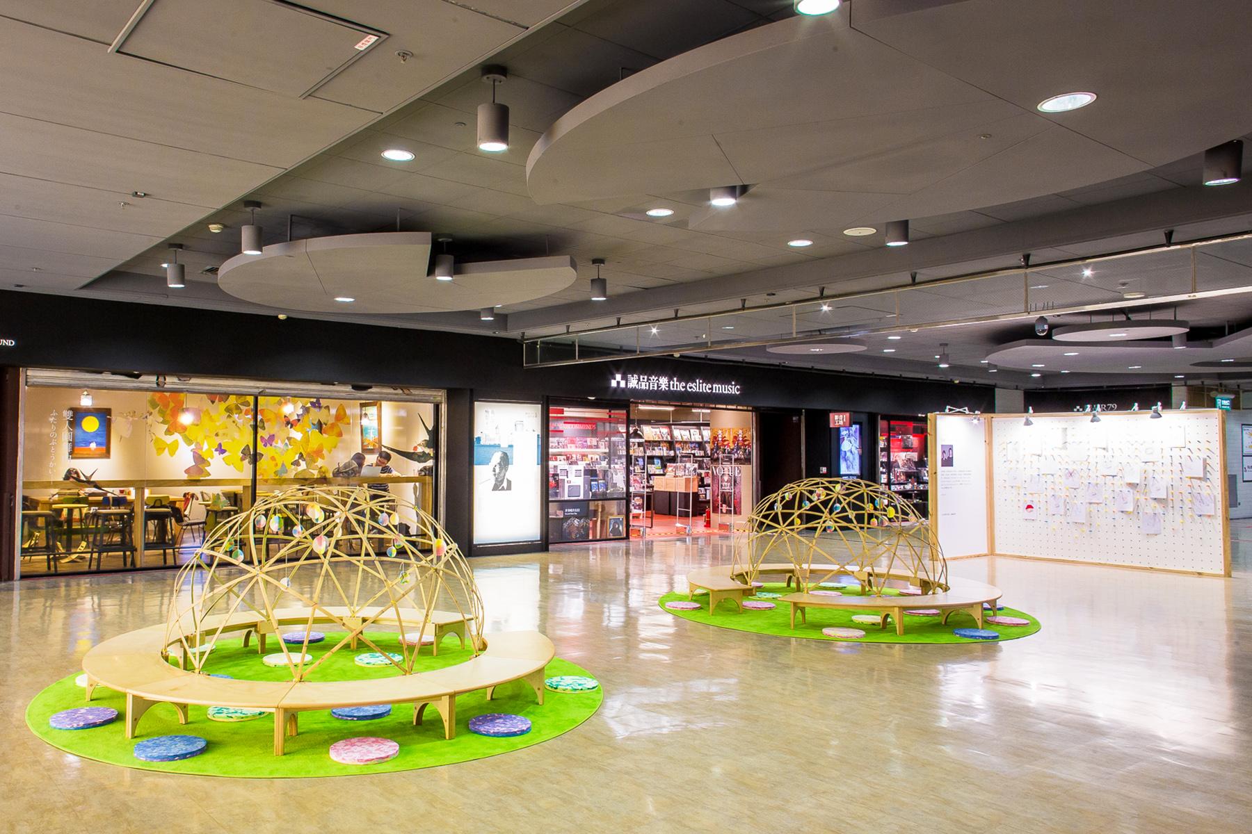 建築事務所TORAFU ARCHITECTS巨型作品「Children's Room」跨海來臺展出