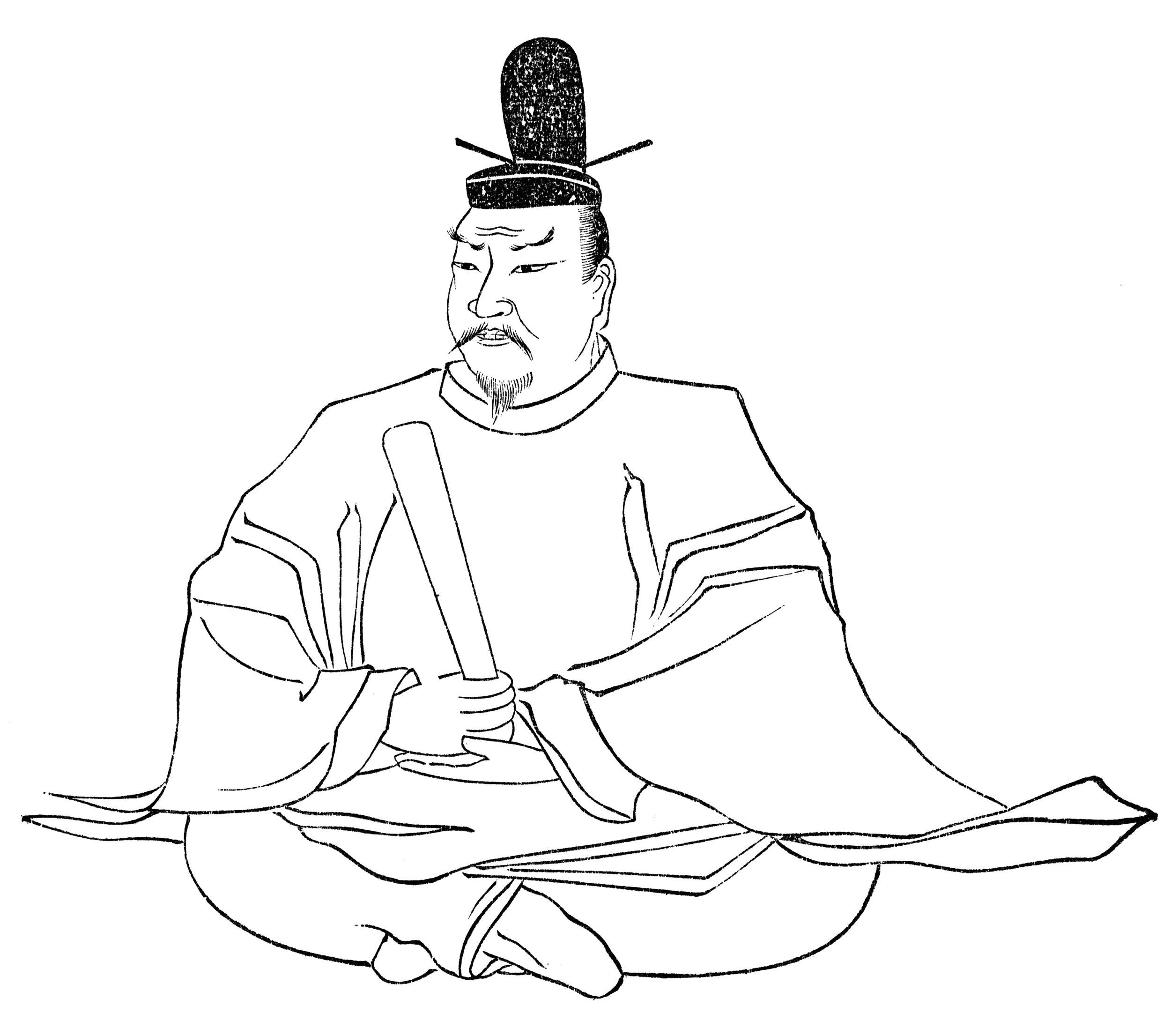 創造創立「八色之姓」的天武天皇 ©国書刊行会