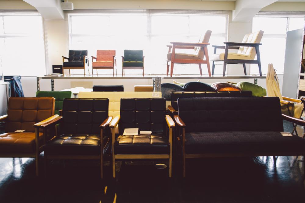 D&D的「60VISION」企畫讓老牌家具KARIMOKU經典沙發再次受到大眾矚目。
