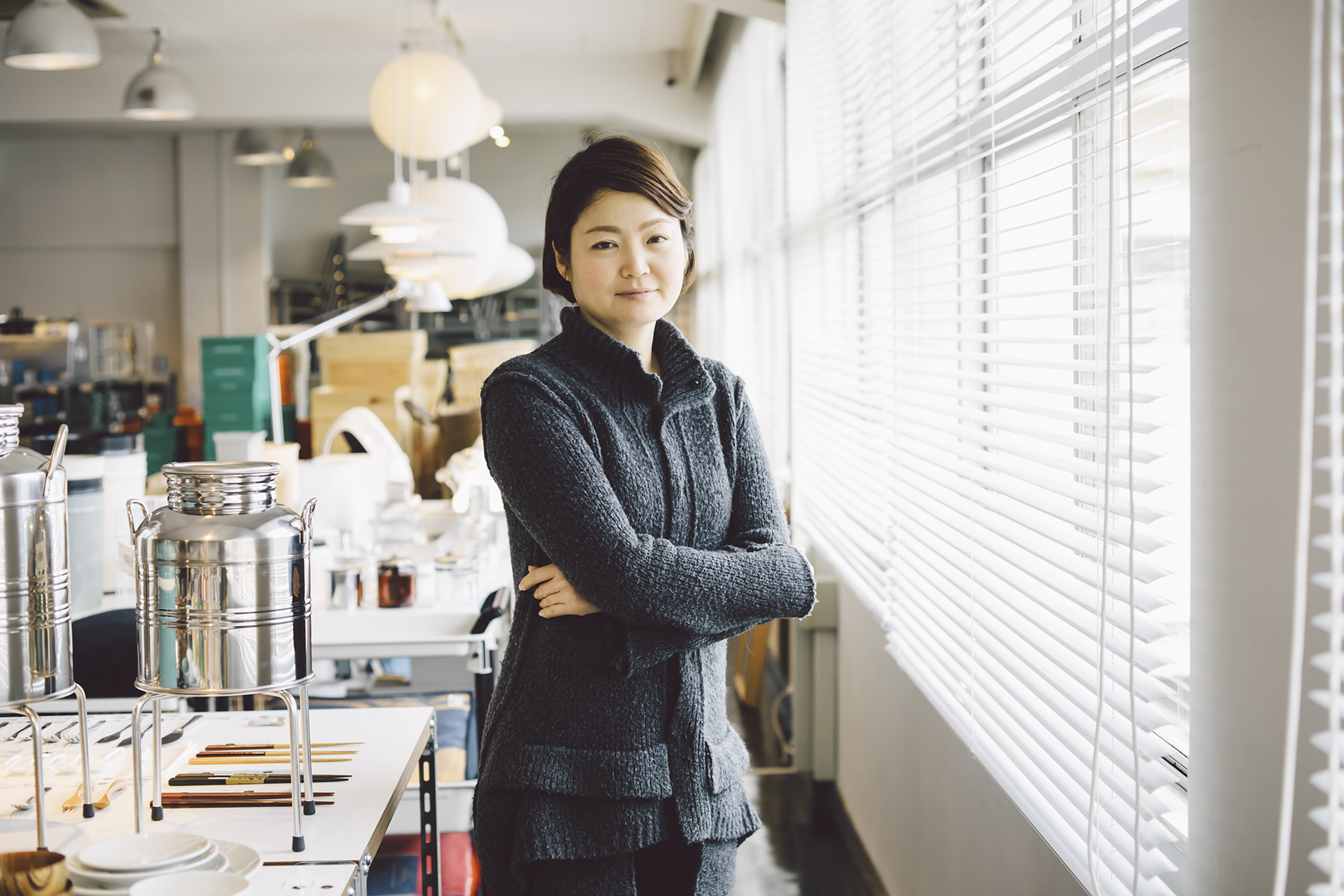 D&DEPARTMENT PROJECT取締役副社長 松添みつこ