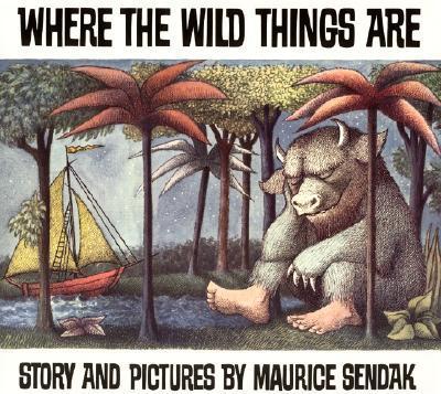 有「童書界畢卡索」與「美國最具有影響力繪本大師」之稱莫里士桑塔克的《野獸國》。.jpg