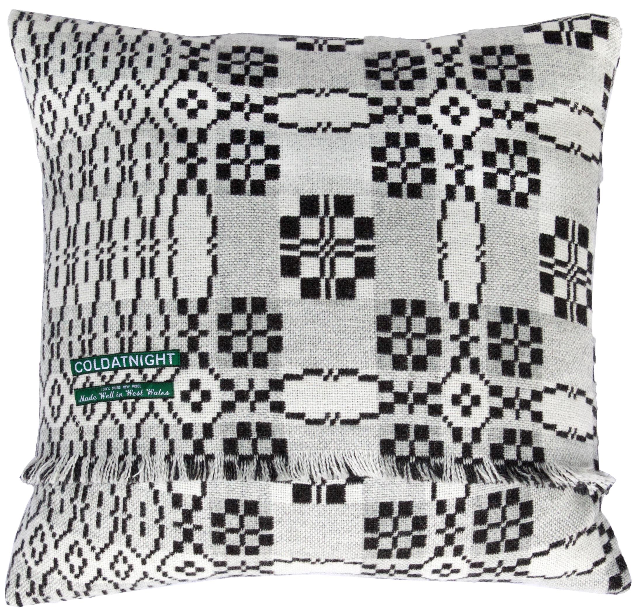 Blanket cushion - £60