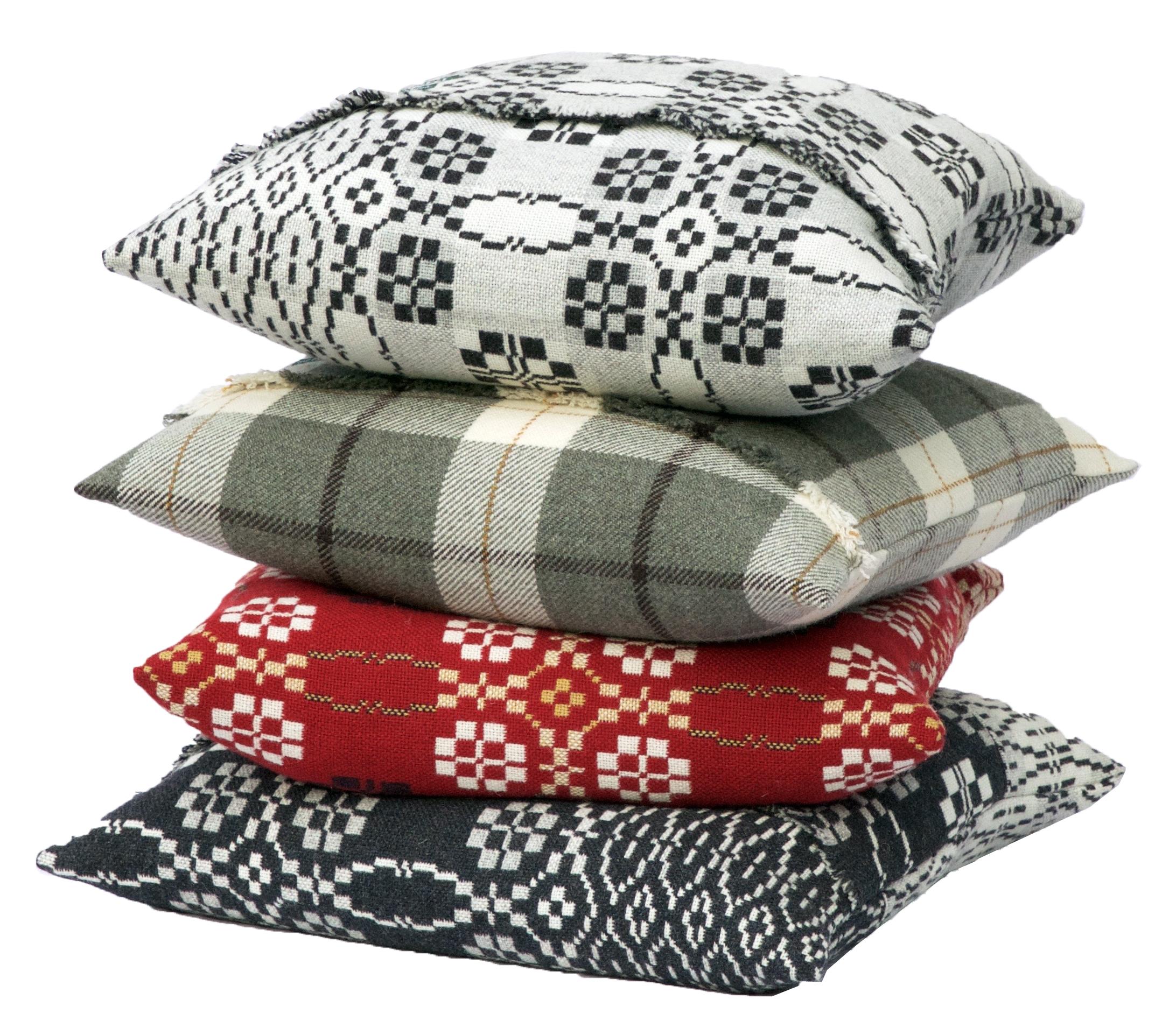 Blanket cushions - £60