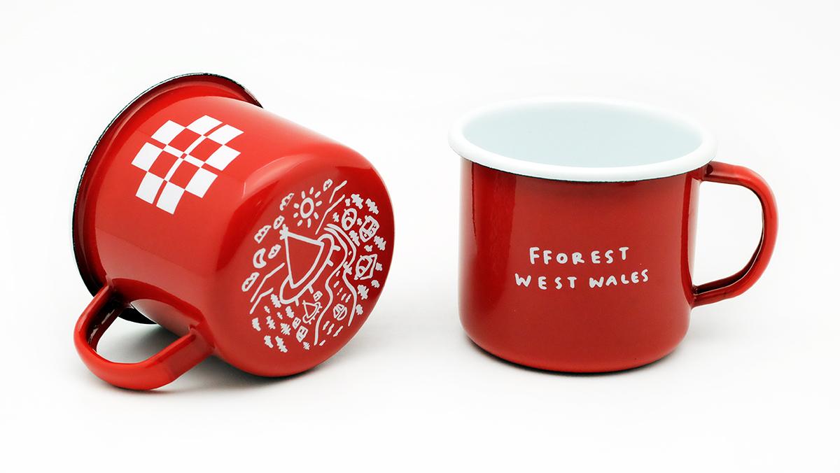 fforest mug - £14