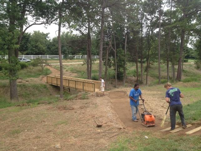 Monteith Park Mitigation Bank Mecklenburg, North Carolina