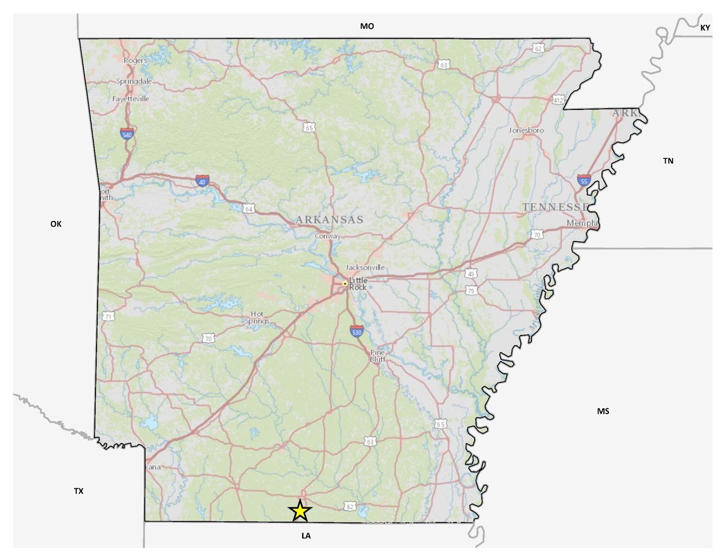Arkansas Projects