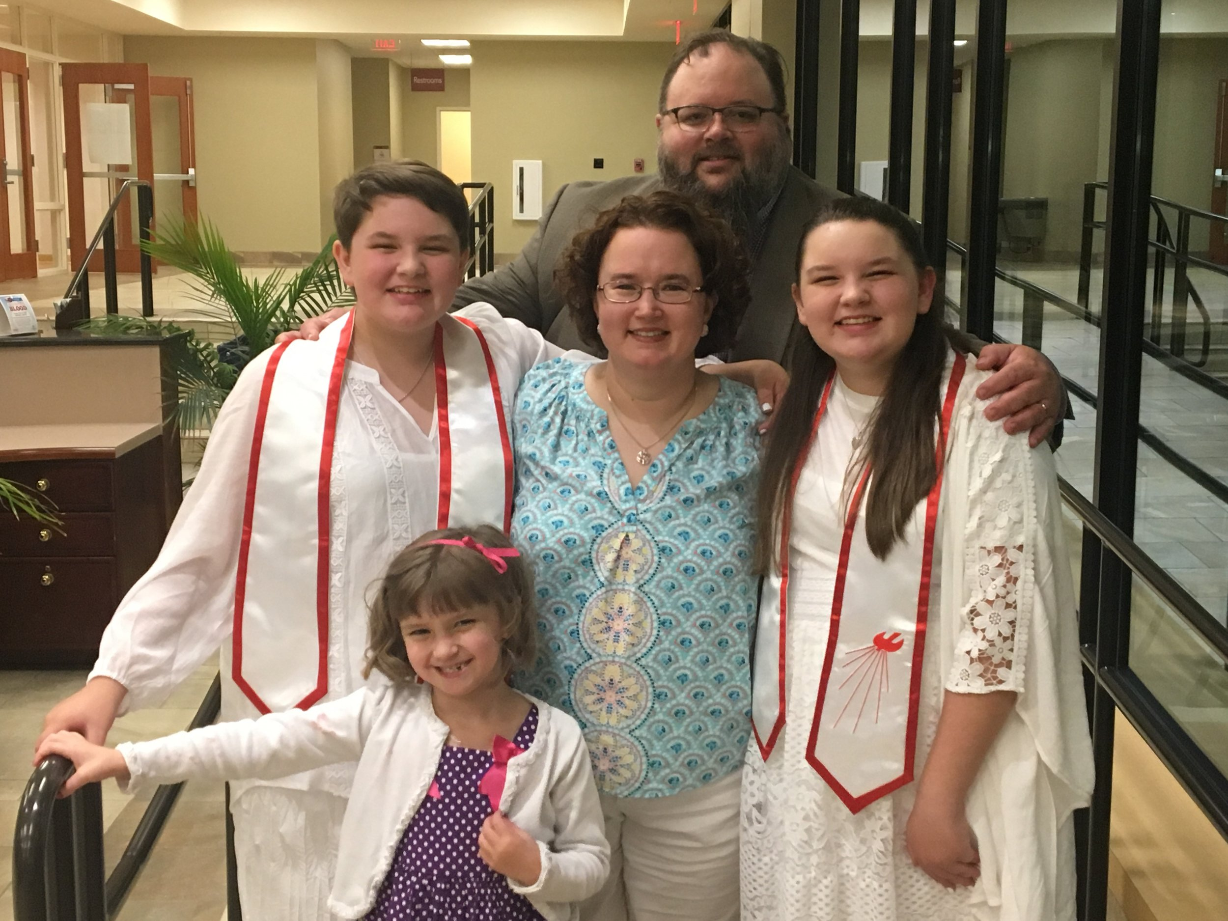 Welcome Pastor Jason Rogers & family - Jason will preach on Sunday, July 7th