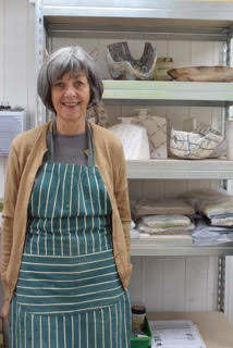 Ceramicist Barbara Gittings