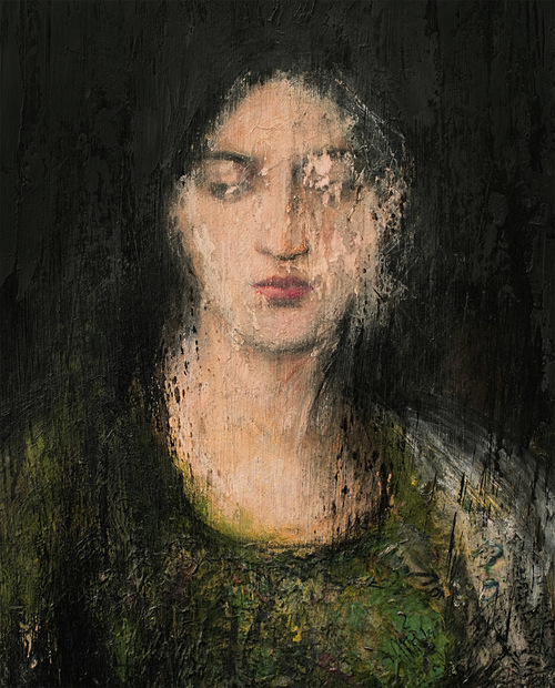 Portrait of a Woman - Marion McConaghie