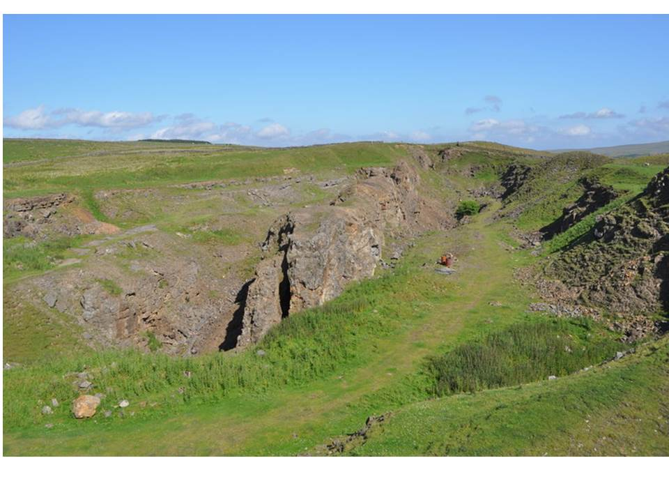 - Weardale - North Pennines AONB and Geopark (Approx. 40mins west of Durham)Field trip instructions and contacts