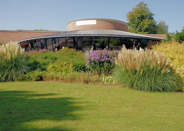 Venue: The Peter Chalk Centre. - The conference lectures will be hosted in the modern purpose designed conference building located close to the centre of the university's Streatham Campus.