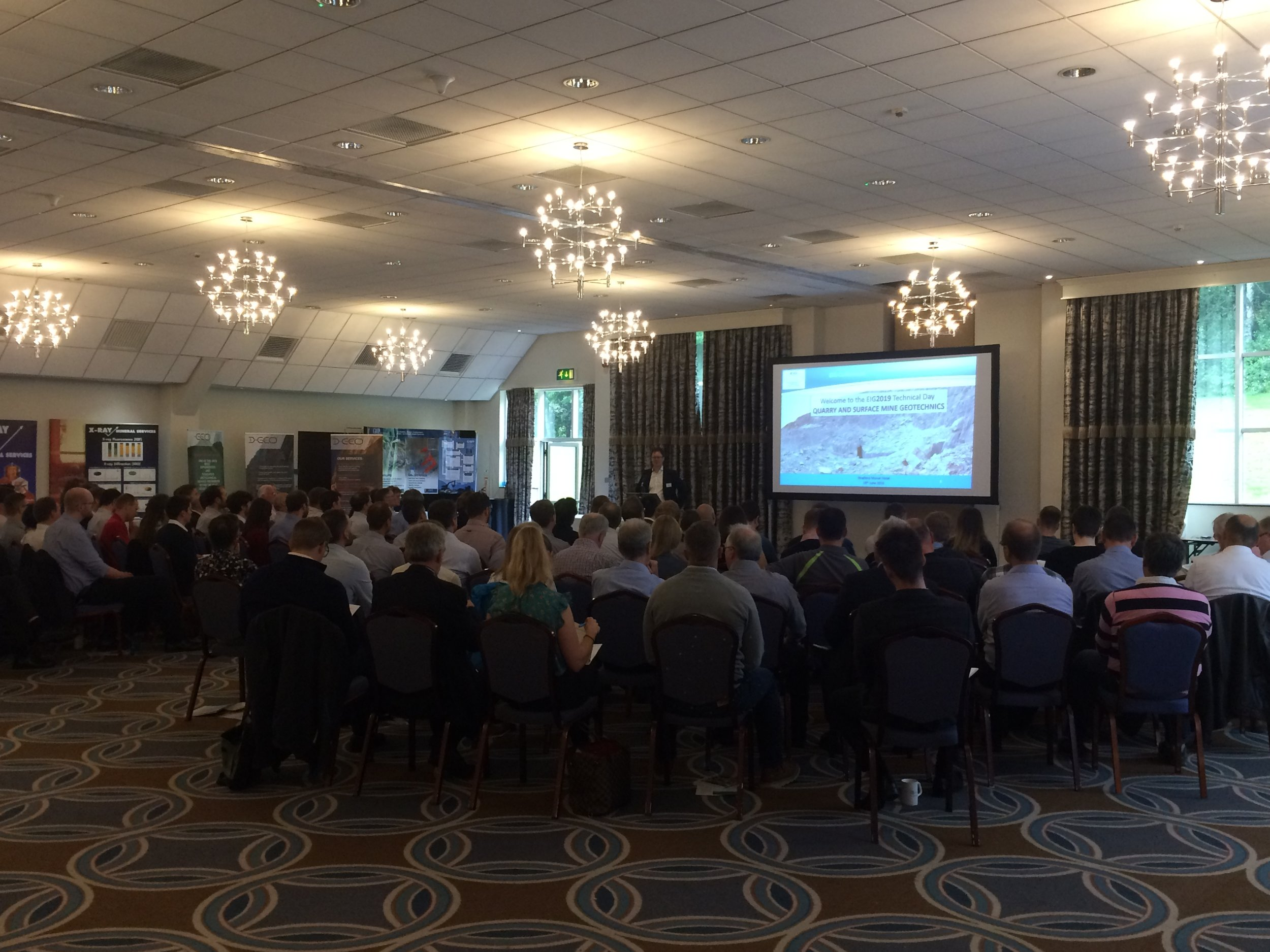 - The event proved popular with 110 delegates in adttendance reprsenting a wide spectrum across the industry, including academics and regulators.