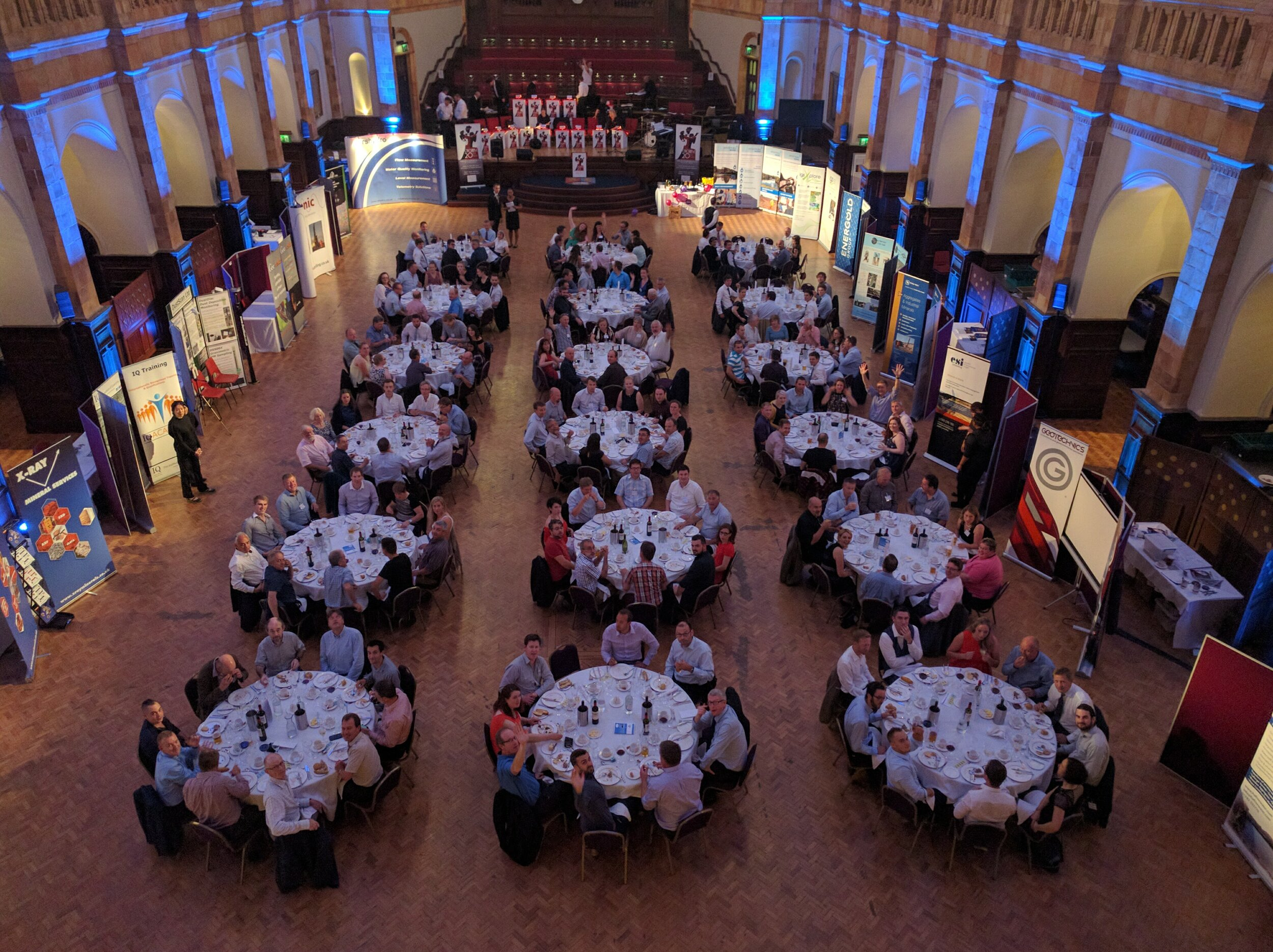 The Great Hall - Conference dinner