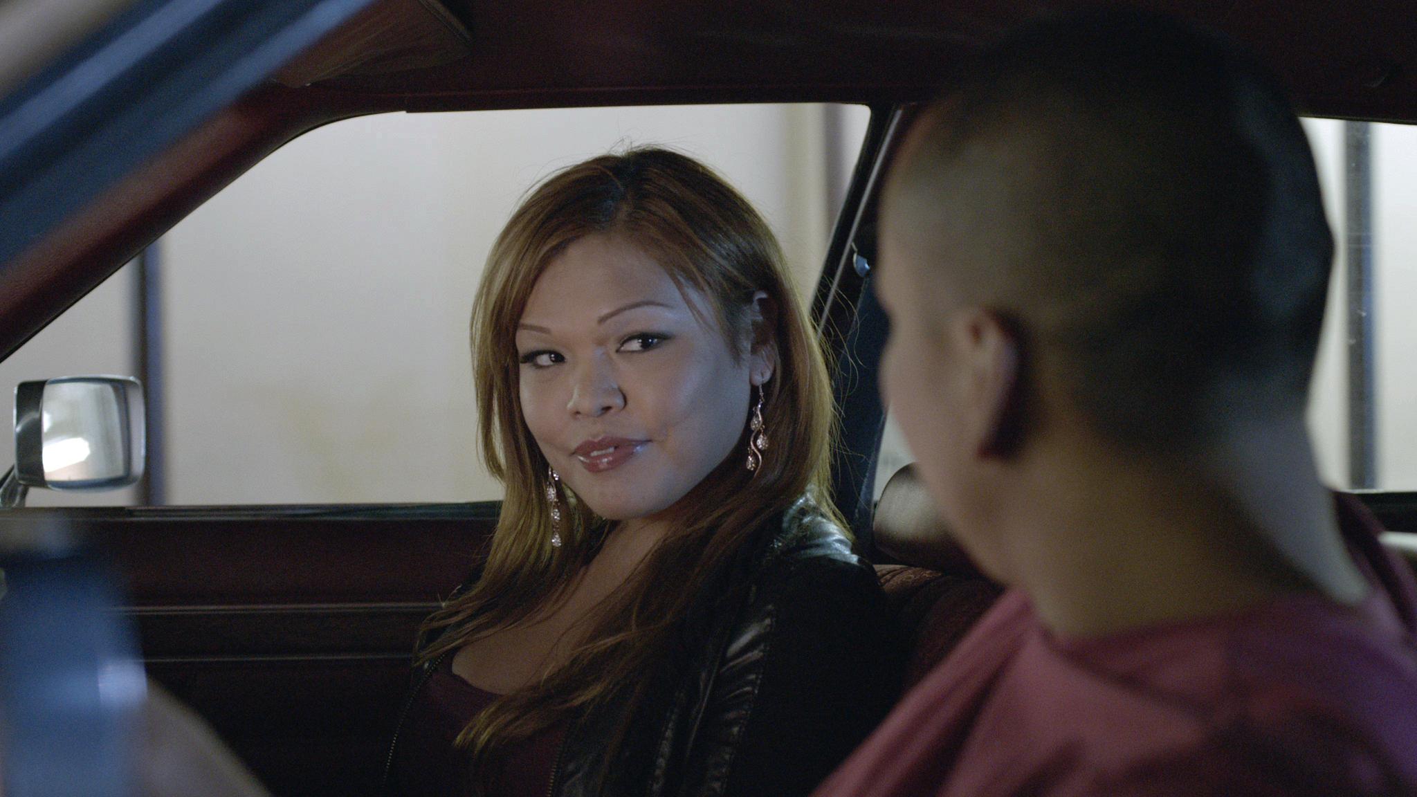 Carmen Moore as Felixia John in Drunktown's Finest