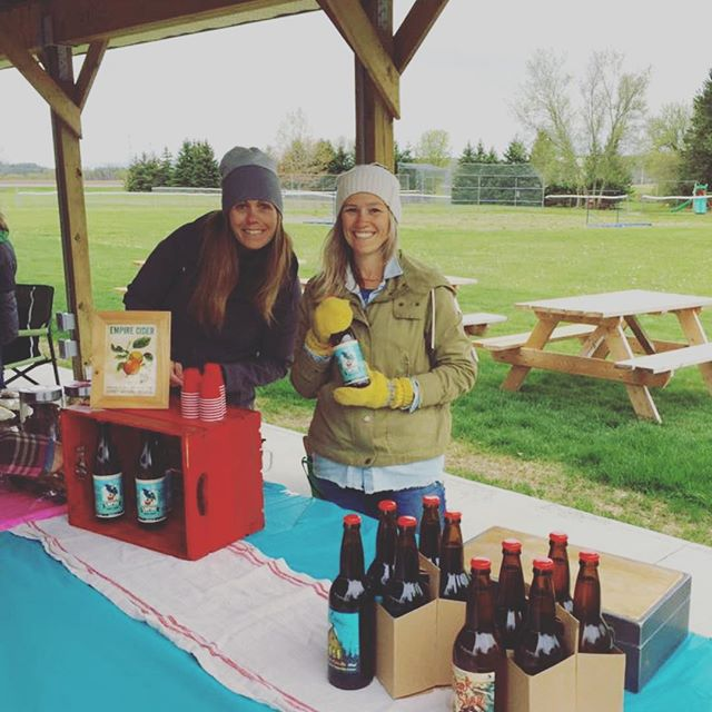 Less than a week until the Codrington Farmers Market is back! I decided to celebrate with Empire's first ever Market photo ❤️ Exciting to get my favourite day of the week back. #marketsunday #codringtonrocks #codringtonfarmersmarket #throwback #buylocal