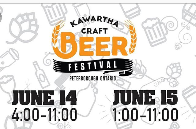 What does your weekend look like? Empire will be pouring in Peterborough, come check out this one of a kind festival.