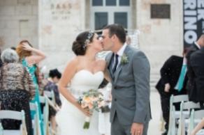 BASS MUSEUM OF ART WEDDING | YUNIA & ARIEL