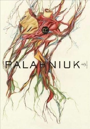 "Chuck Palahniuk's ""Rant"". Maybe the last thing I ever stole. Good read."