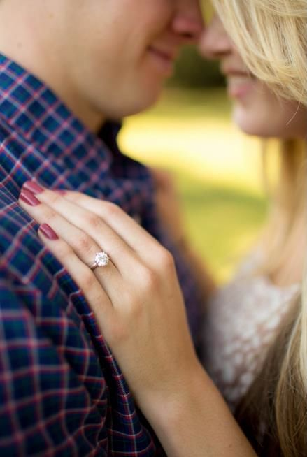 Perfect Diamond Engagement Ring