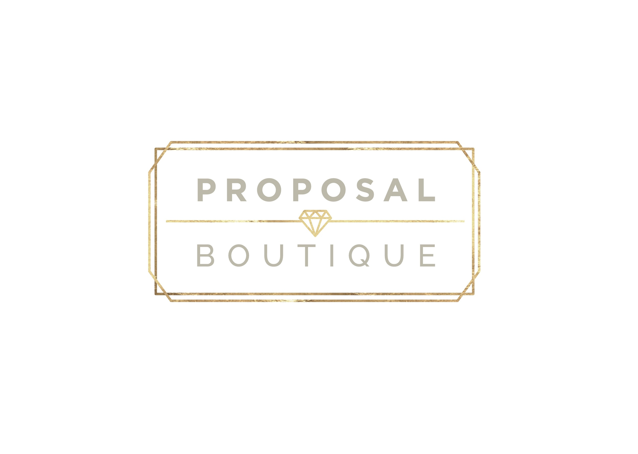 Proposal Boutique Logo