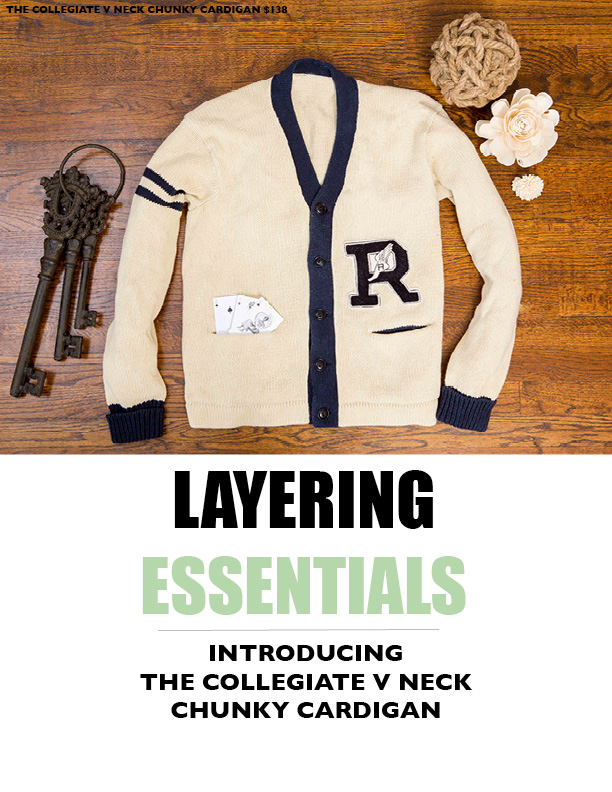 The Key To Layering -