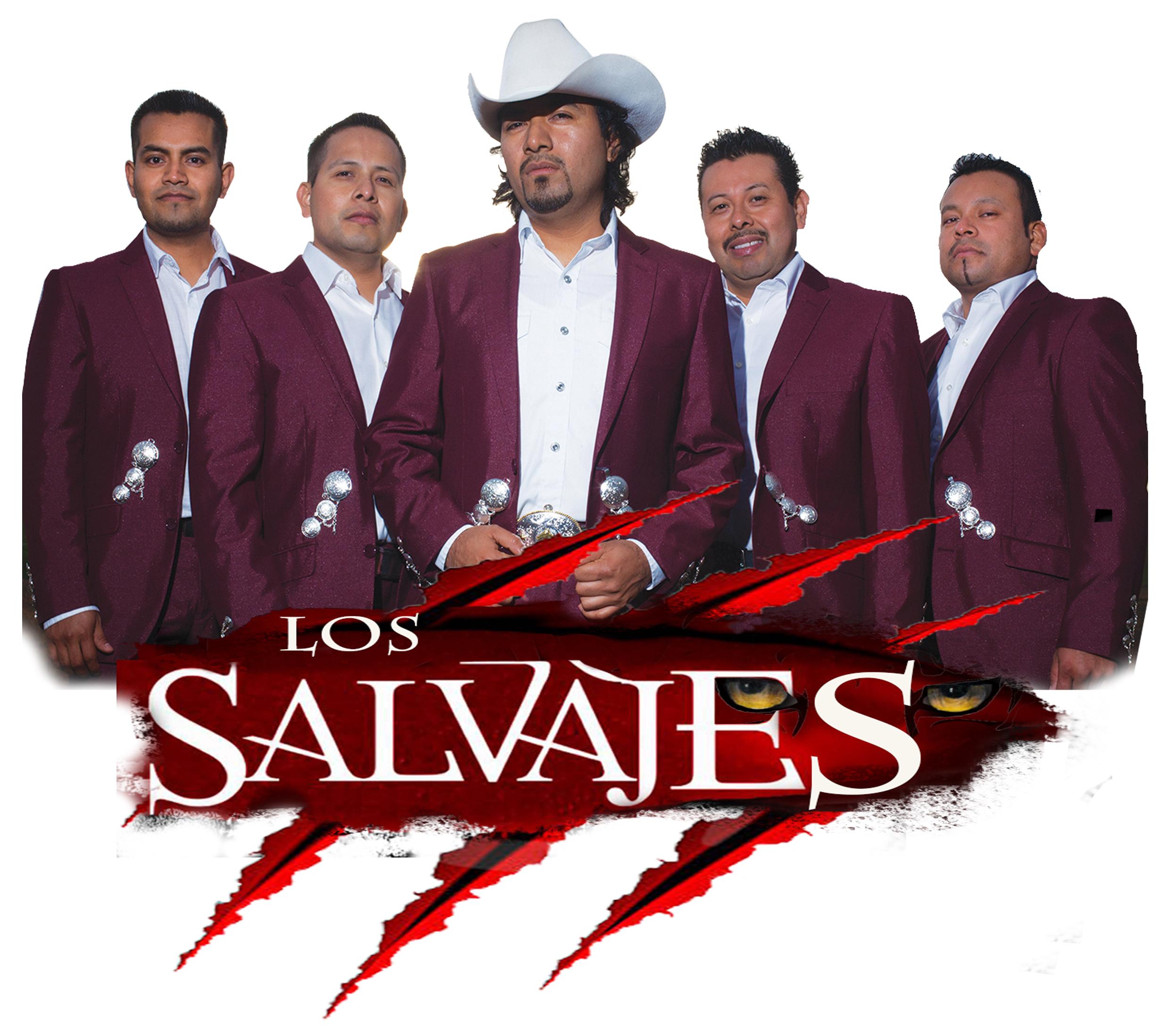 5pm -Los Salvajes - Es una agrupación de música regional mexicana (Norteño -- Versátil).