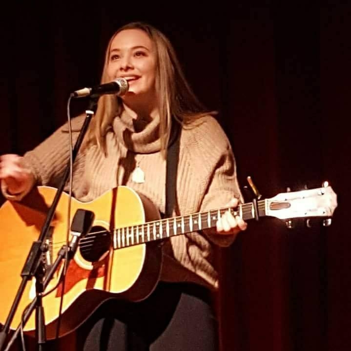 2pm - Hannah Wood - Hannah is a high school junior, who has been writing music since the age of 6.