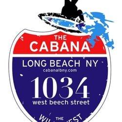 The Cabana - 1034 W Beech St, Long Beach, NY 11561
