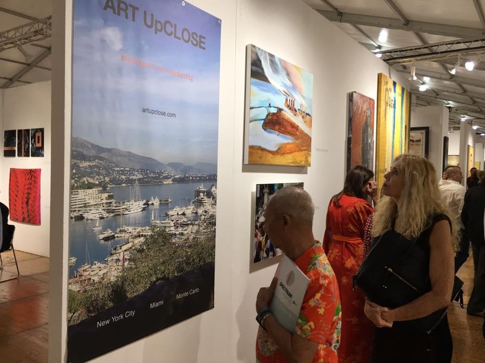 ART UpCLOSE at Spectrum Miami