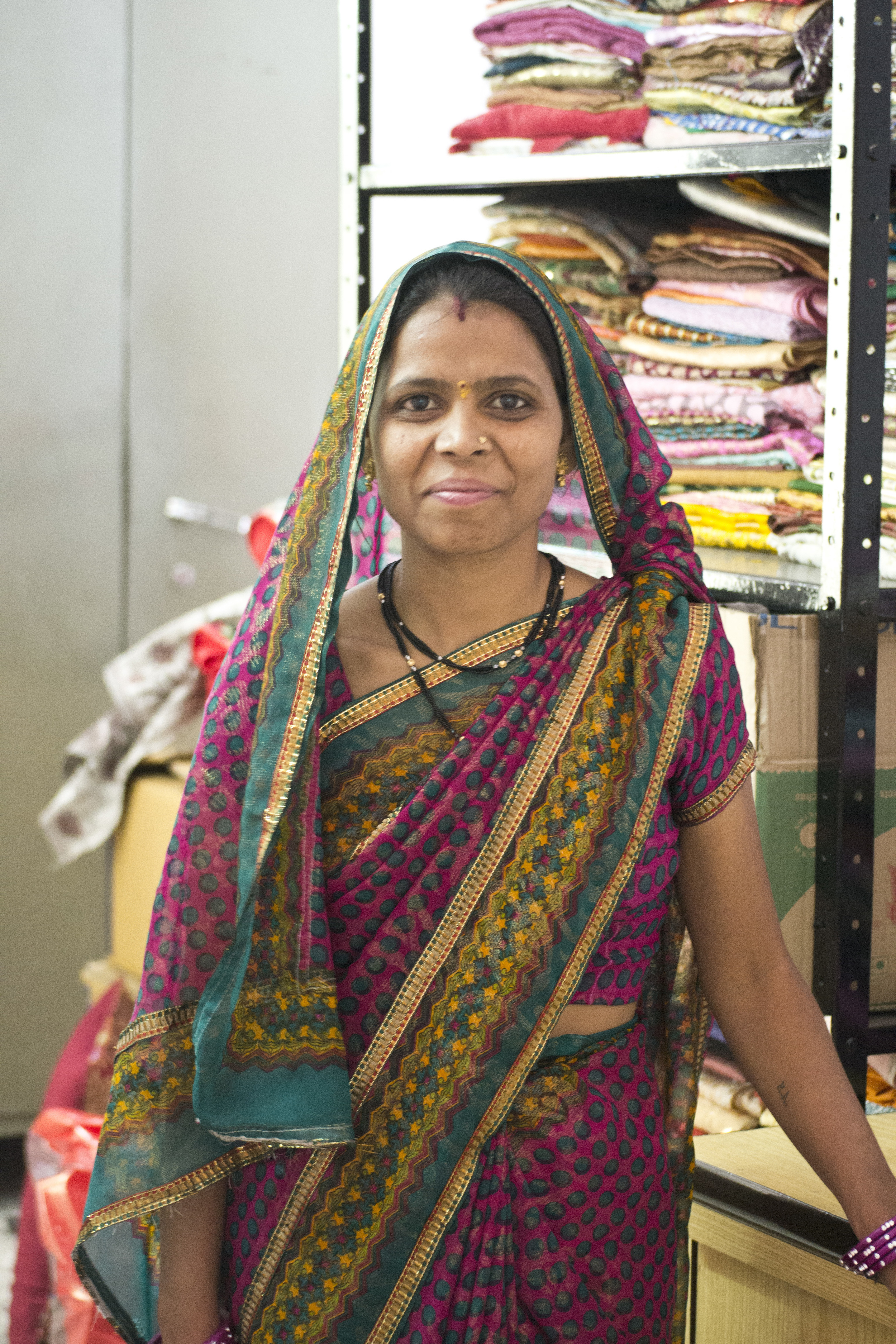 Given the tools, these women can access their potential