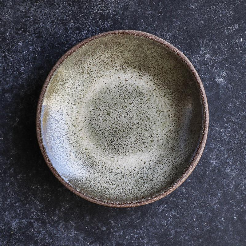 6.75%22 Dessert Bowl (top-down view) - Moss Green - TPC (25 of 109) copy.jpg