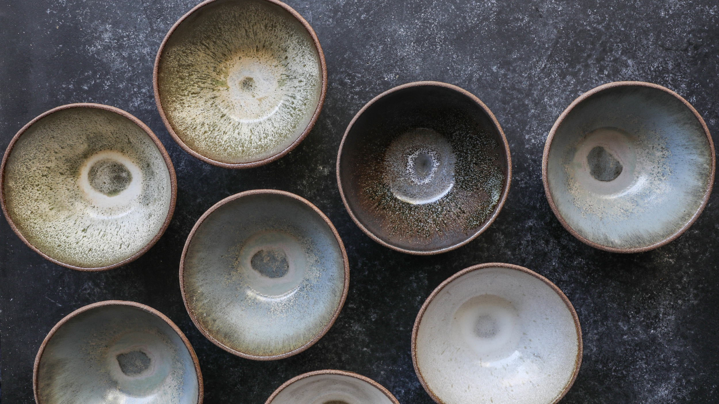 7.25%22 Cereal Bowls (top down view various glazes) - TPC (21 of 109).jpg