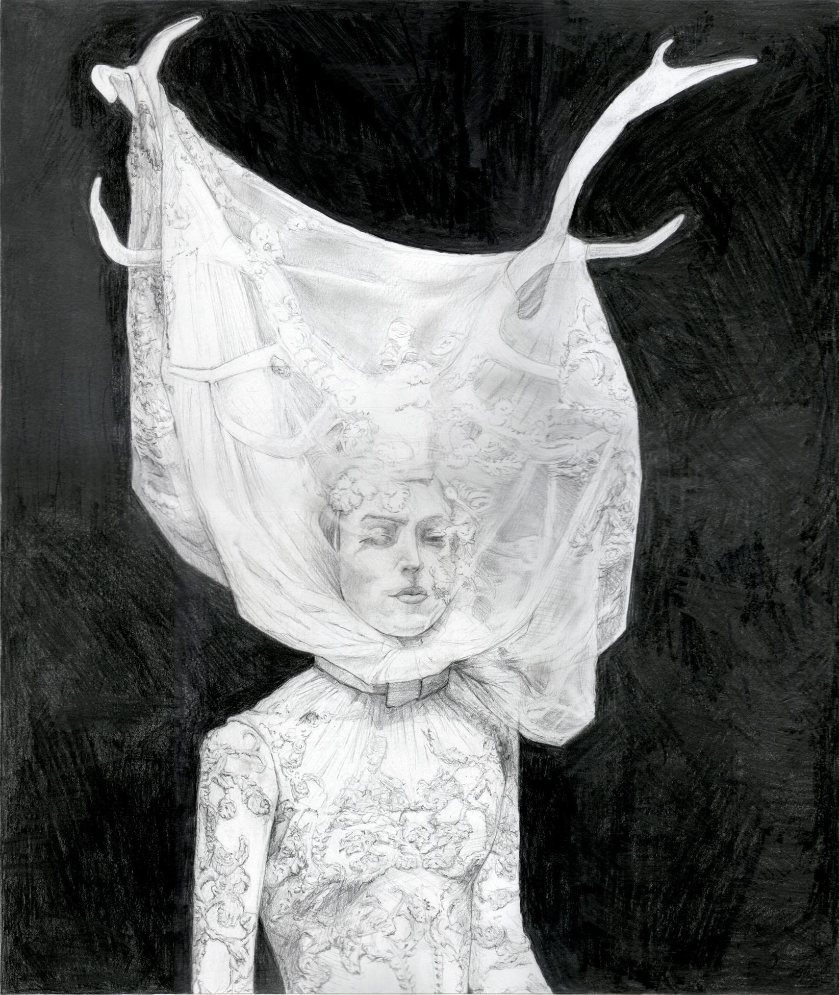 McQueen Portrait #1
