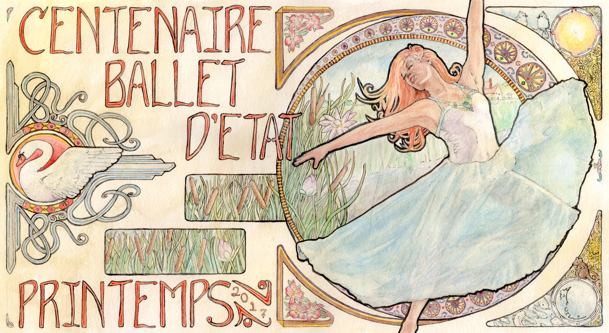 Centenaire Ballet D'Etat