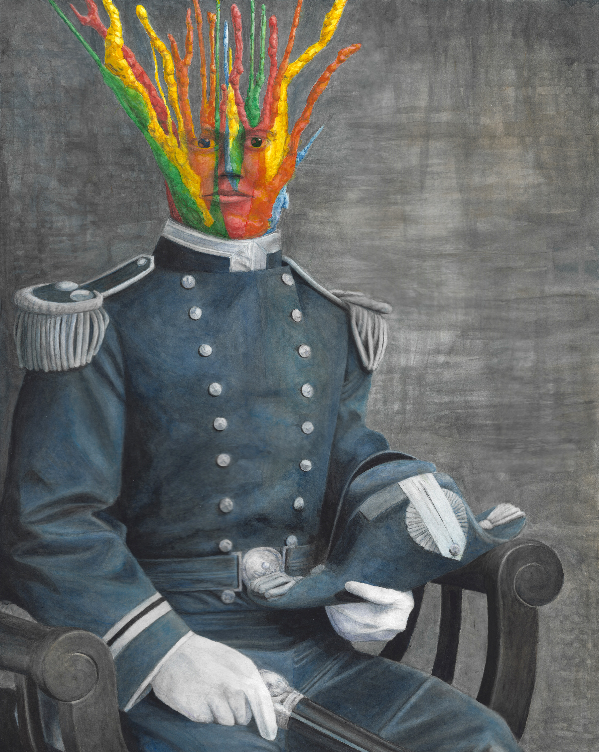 Lord Color Vomit