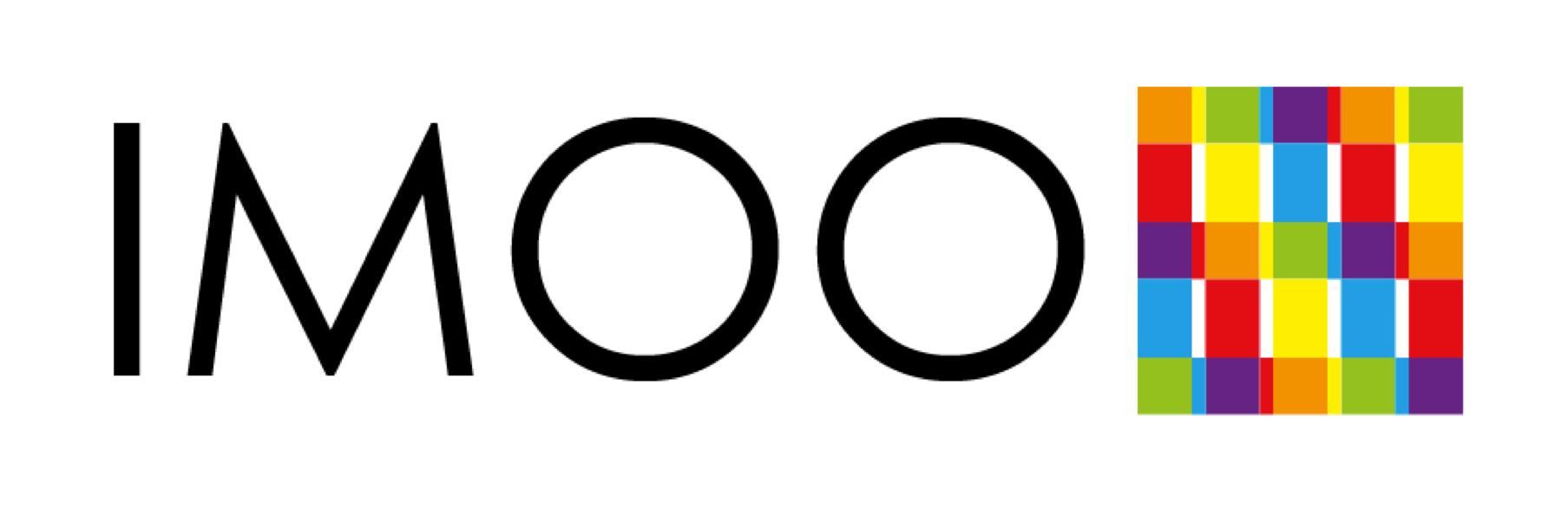 IMOO staat voor 'In Memory Of Oma'. Een heel persoonlijke betekenis die alleen voor de betreffende ondernemer relevant was. De Oma heette Ellen. Het logo bestaat uit gekleurde L-en (oftewel: Ellen). Voor de ondernemer veelbetekenend, voor de klant een mooi grafisch geheel.