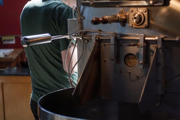 Loring Kestrel coffee roaster