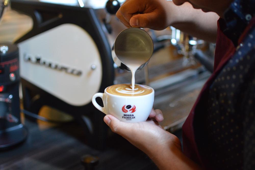Visit Our Café Locations