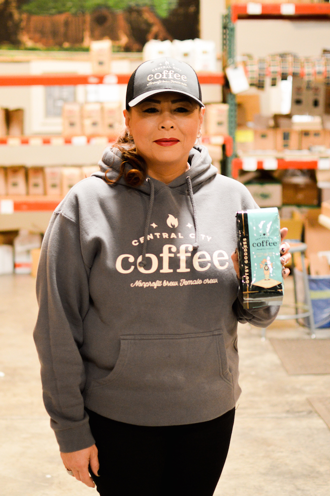 Lisa Quinn is Sales & Marketing Representative at Central City Coffee, and a former trainee in the social enterprise program.