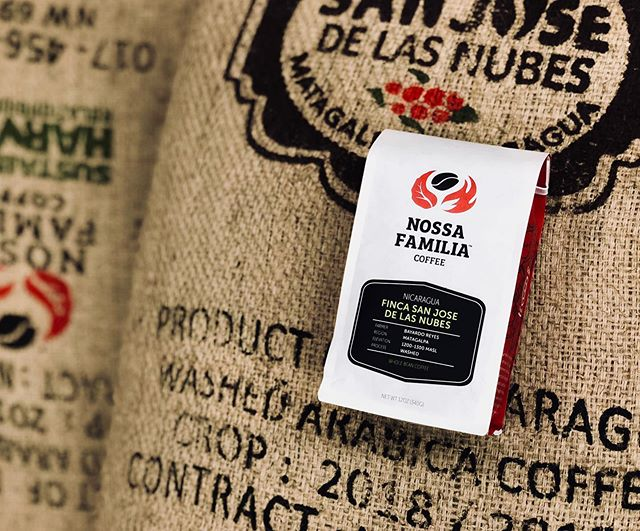 We are excited to introduce you to this week's featured coffee release from our Microlot series. Coming again from Bayardo Reyes's farm, Finca San Jose de las Nubes in Nicaragua, this is the washed process coffee. For this harvest we are tasting a delightfully sweet coffee, with notes of caramel, toffee, citrus and molasses.  The washed process coffee is Finca San Jose's standard offering, and it has only been in the past few years that they've begun to experiment with natural process coffees.  Learn more at www.nossacoffee.com/products/nicaragua-san-jose-de-las-nubes