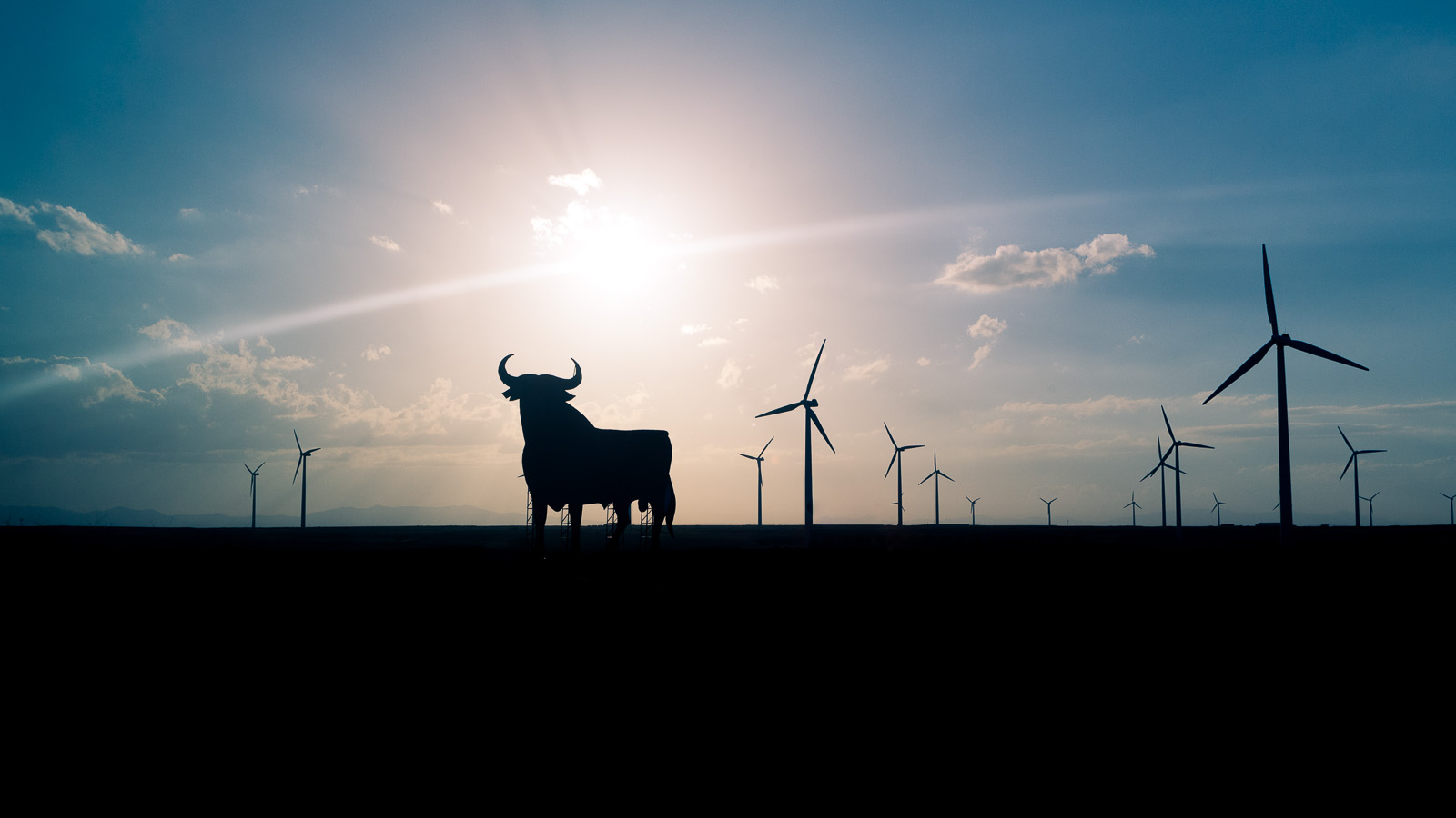 Wind Farm, Spain